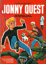 jonny quest jonny quest annual front cover by curious4ever on deviantart