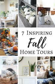 classic fall home tour a nest