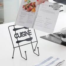 lutrin cuisine lutrin pour livre de recettes cuisine bravissima kitchen 4 80