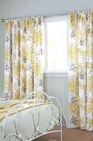 Yellow Flower Shower Curtain Yellow Gray Shower Curtain Yellow Sink And Toilet With Grey Walls