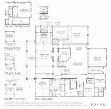 2950 floor plan at riverstone avalon 100 u0027 luxury homes in sugar