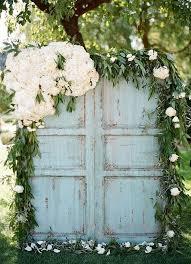 wedding backdrop doors 55 vintage door wedding backdrops happywedd photo i do
