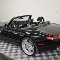 bmw alpina z8 ohio dealer has five bmw alpina z8 roadster v8s for sale