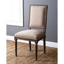 linen dining chair buy linen dining chairs from bed bath beyond