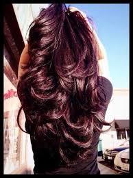 burgundy hair fall 2014 dark violet burgundy hair colors hair