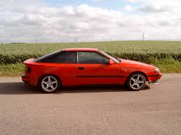 first car i drove err legally screaming red gt s hatch