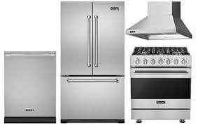Refrigerator With French Doors And Bottom Freezer - viking stainless steel 36