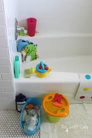 Storage Solution 1 Tub Toy Storage Solution The Crazy Craft Lady