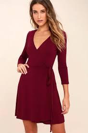 burgundy dress for wedding guest day wedding guest dresses and wedding guest attire lulus