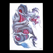 chinese dragon tattoo design online buy wholesale traditional chinese dragon tattoos from china