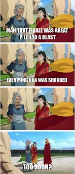 Legend Of Korra Memes - comedian kya avatar the last airbender the legend of korra
