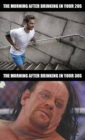 Morning After Meme - 30 memes to remind you why getting older is overrated