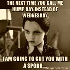Wednesday Meme - wednesday addams memes home facebook