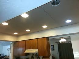 Drop Ceiling Can Lights Led Recessed Lights For Drop Ceiling Ceiling Lights