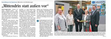 Sparkasse Bad Mergentheim Lebenshilfe Main Tauber Startseite