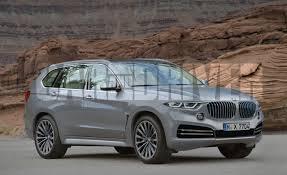 2018 bmw x7 suv rendered detailed u2013 news u2013 car and driver