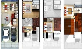 21 surprisingly modern townhouse designs and floor plans home
