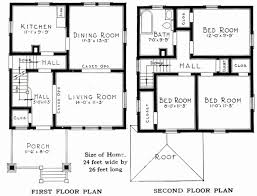 foursquare house plans modern american foursquare house plans house perspective with floor