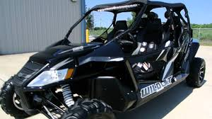 2013 arctic cat wildcat 4 with ssv work speaker pods crawl tunes