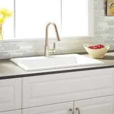 cast iron drop in sink 30 ayeshire cast iron drop in kitchen sink kitchen