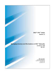 emc vnx volumes and file systems file system file transfer