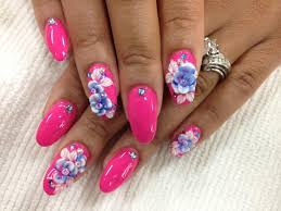 33 best nails images on pinterest 3d acrylic nails pretty nails