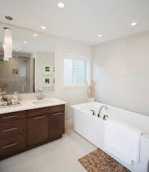 edmonton tile bathroom contemporary with freestanding tub dimmable