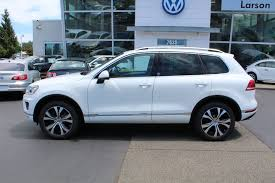 volkswagen jeep touareg new touareg for sale in tacoma wa volkswagen of tacoma