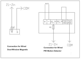 wiring the wired pir motion detector technology news