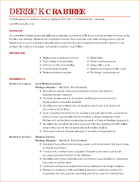 ba resume format bunch ideas of business analyst resume template business analyst