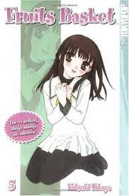 fruits baskets fruits basket vol 5 by natsuki takaya