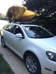 Audi Q5 Kayak Rack - vwvortex com any suggestion on roof rack for jsw