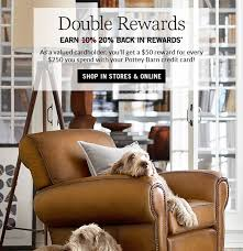 Comenity Pottery Barn Kids Pottery Barn Double Rewards For Cardholders Shop Gifts They U0027ll