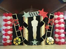 interior design decorations for hollywood themed party