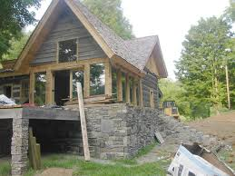 lovely small timber frame house plans cabin designs free small