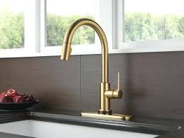 delta high arc kitchen faucet delta kitchen faucet touch bloomingcactus me