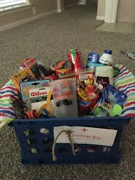 Halloween Baskets Gift Ideas Teen Boy Gift Basket Would Be A Cute Easter Basket For Little Boy