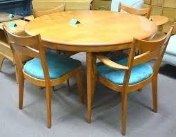 heywood wakefield butterfly dining table heywood wakefield dining table and chairs nhmrc2017 com