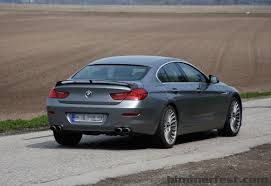 bmw 650i horsepower alpina 6 series gran coupe spotted with 100 more horsepower
