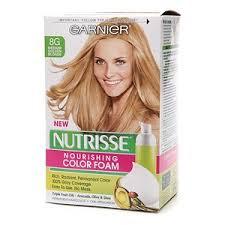 garnier nutrisse 93 light golden blonde reviews garnier nutrisse nourishing color foam 8g medium golden blonde