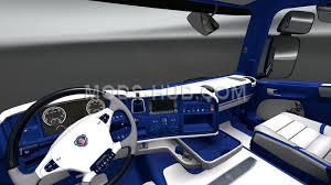 Interior Truck Scania Scania Interior V 1 4 Mods Hub Com Mods For Farming Simulator