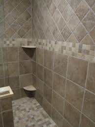 Wall Tile Pattern Ideas Shower Backsplash Ceramic Antique For - Bathroom wall tiles design ideas 3