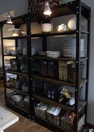 Kitchen Open Shelves Ideas 27 Best Open Shelving Ideas Images On Pinterest Kitchen Shelves