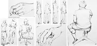 free hand rapid sketches on behance