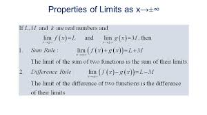 infinity number limits involving infinity chapter 2 limits and continuity ppt
