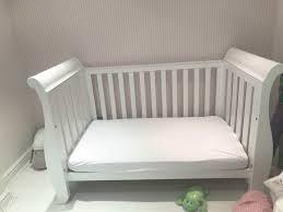 Boori Sleigh Cot Bed Boori Sleigh Cot Bed In Barnet Gumtree