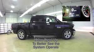 dodge ram 1500 air suspension 2015 ram 4 corner air suspension demo technology tutorial
