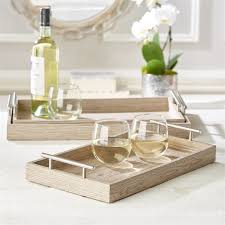 Decorative Trays For Coffee Table Two S Company