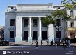 institute of secondary education building parque vidal santa