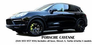porsche cayenne black rims home